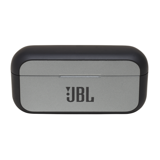 JBL Reflect Flow - Black - True wireless sport headphones. - Detailshot 4