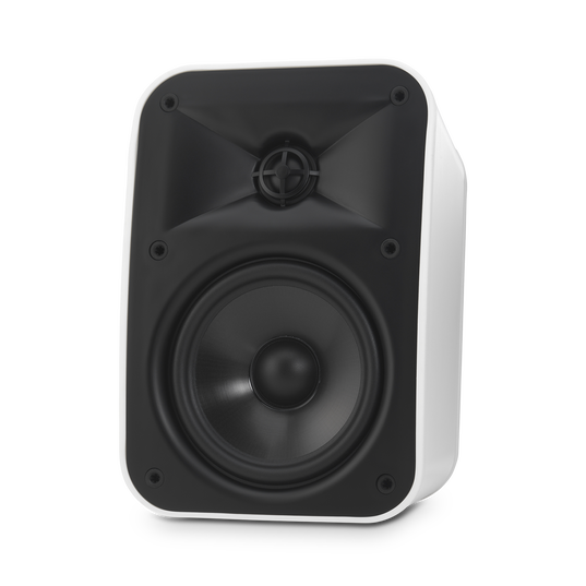 "JBL Control X - White - 5.25"" (133mm) Indoor / Outdoor Speakers - Detailshot 18"