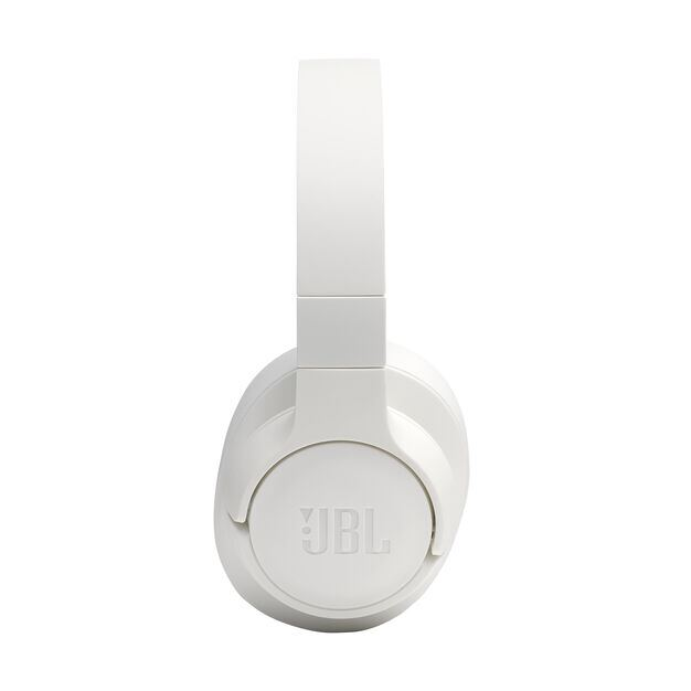 JBL TUNE 700BT - White - Wireless Over-Ear Headphones - Detailshot 6