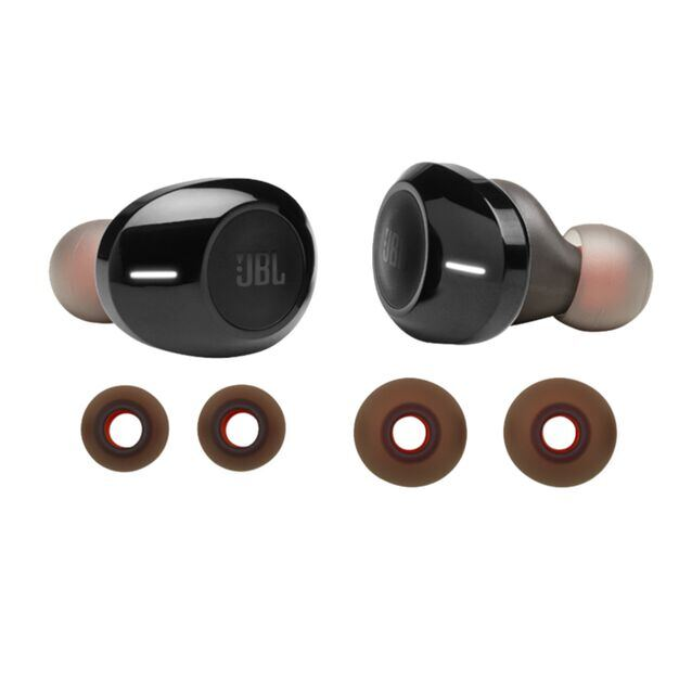 JBL TUNE 120TWS replacement kit - Black - Ear buds and ear tips - Hero
