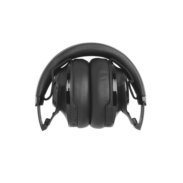JBL CLUB 950NC - Black - Wireless over-ear noise cancelling headphones - Detailshot 3