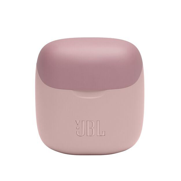 JBL TUNE 220TWS - Pink - True wireless earbuds - Detailshot 3