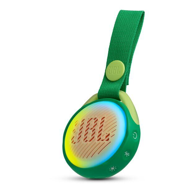 JBL JR POP - Froggy Green - Portable speaker for kids - Hero