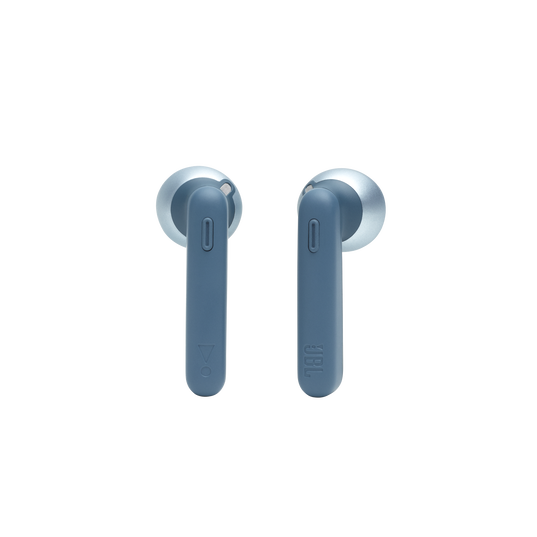 JBL Tune 225TWS - Blue - True wireless earbuds - Front