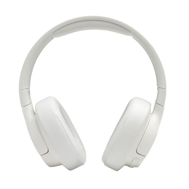 JBL TUNE 700BT - White - Wireless Over-Ear Headphones - Detailshot 4