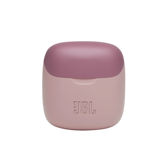 JBL Tune 225TWS - Pink - True wireless earbuds - Detailshot 5