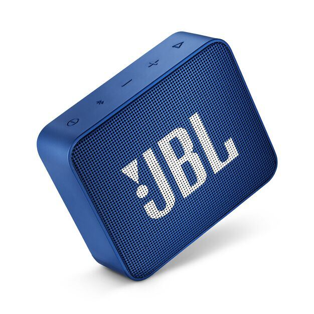 JBL GO 2 - Deep Sea Blue - Portable Bluetooth speaker - Detailshot 1