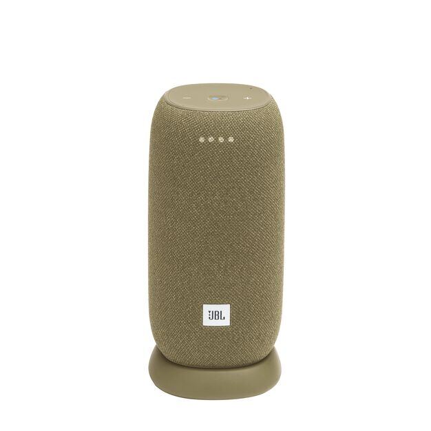 JBL Link Portable - Straw - Portable Wi-Fi Speaker - Hero