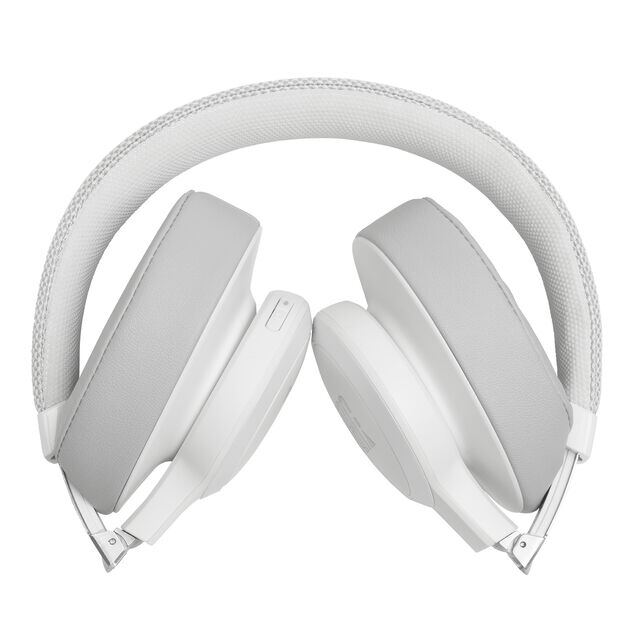 JBL LIVE 500BT - White - Your Sound, Unplugged - Detailshot 2