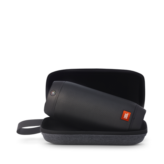 Pulse Carrying Case - Grey - Carrying Case for JBL Pulse and Pulse2 - Hero