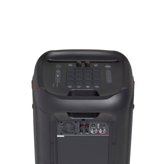 JBL PartyBox 1000 - Black - Powerful Bluetooth party speaker with full panel light effects - Detailshot 4