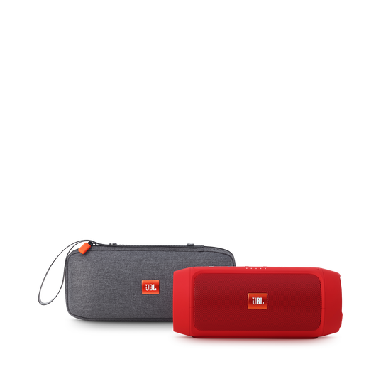 Charge Carrying Case - Grey - Carrying Case for JBL Charge, Charge 2 and Charge 2+ - Detailshot 1