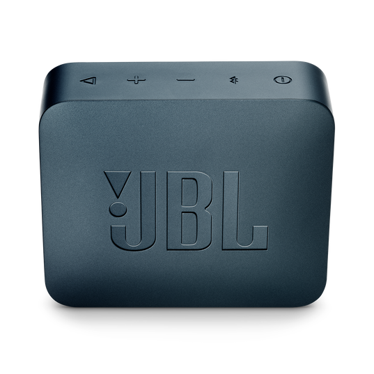 JBL GO 2 - Slate Navy - Portable Bluetooth speaker - Back