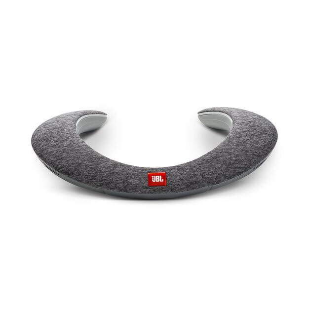 JBL SOUNDGEAR BTA - Grey - Wearable wireless sound - Front