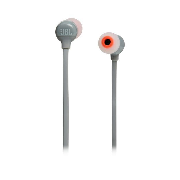 JBL TUNE 160BT - Grey - Wireless in-ear headphones - Front