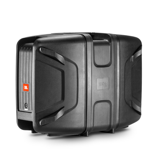 JBL EON208P - Black - Portable 8 in. 2-Way PA with Powered 8-Channel Mixer and Bluetooth® - Detailshot 2