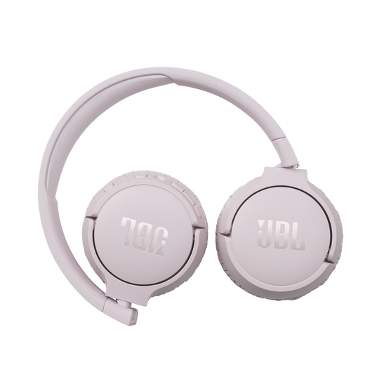 JBL Tune 660NC - Pink - Wireless, on-ear, active noise-cancelling headphones. - Detailshot 2