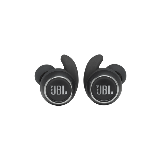 JBL Reflect Mini NC - Black - Waterproof True Wireless In-Ear NC Sport Headphones - Detailshot 6