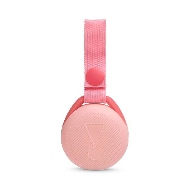 JBL JR POP - Rose Pink - Portable speaker for kids - Back