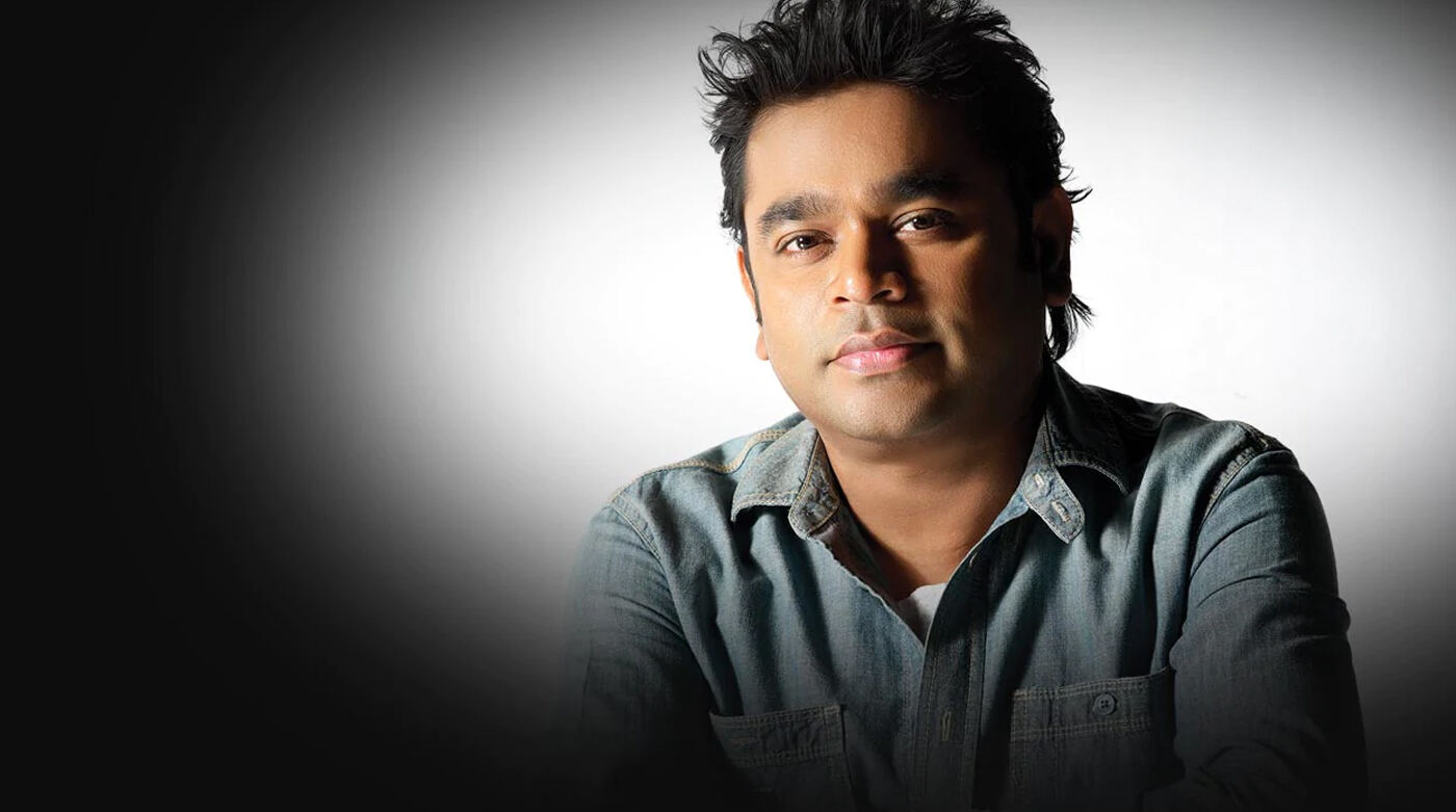 <span>A.R. RAHMAN</span><br /> EPIC MUSICAL PANORAMAS