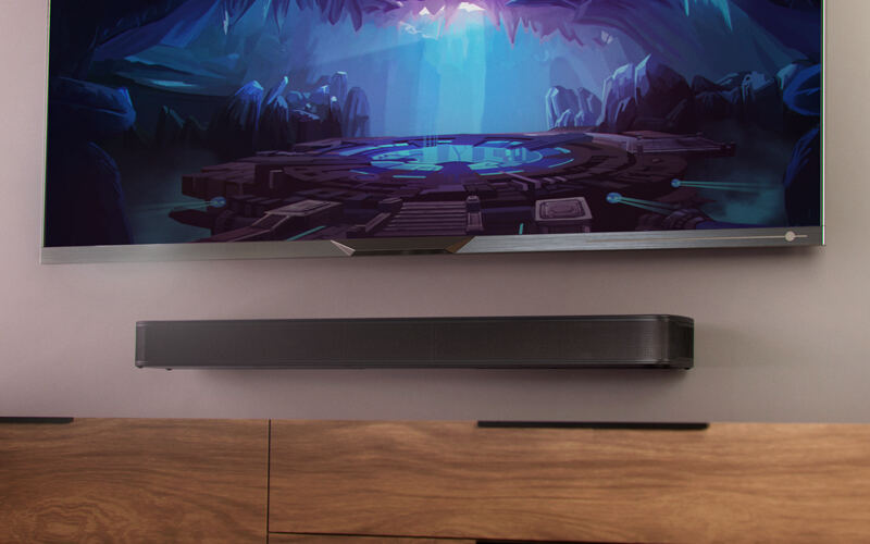 Experience 3D Spacious Surround Sound at Home