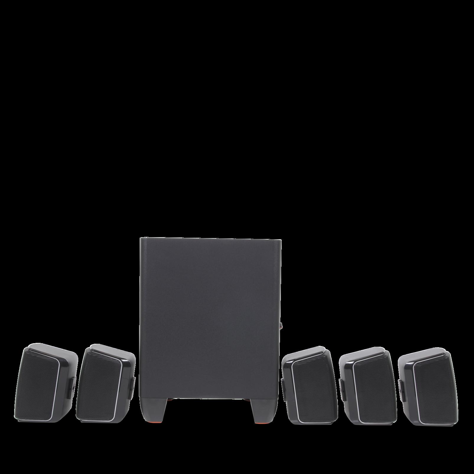 Jbl Cinema 510 5 1 Speaker System
