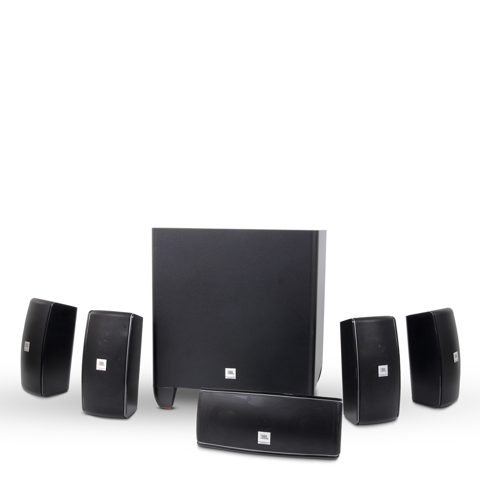 Jbl Cinema 610 Advanced 51 Speaker System Home Wiring Guide