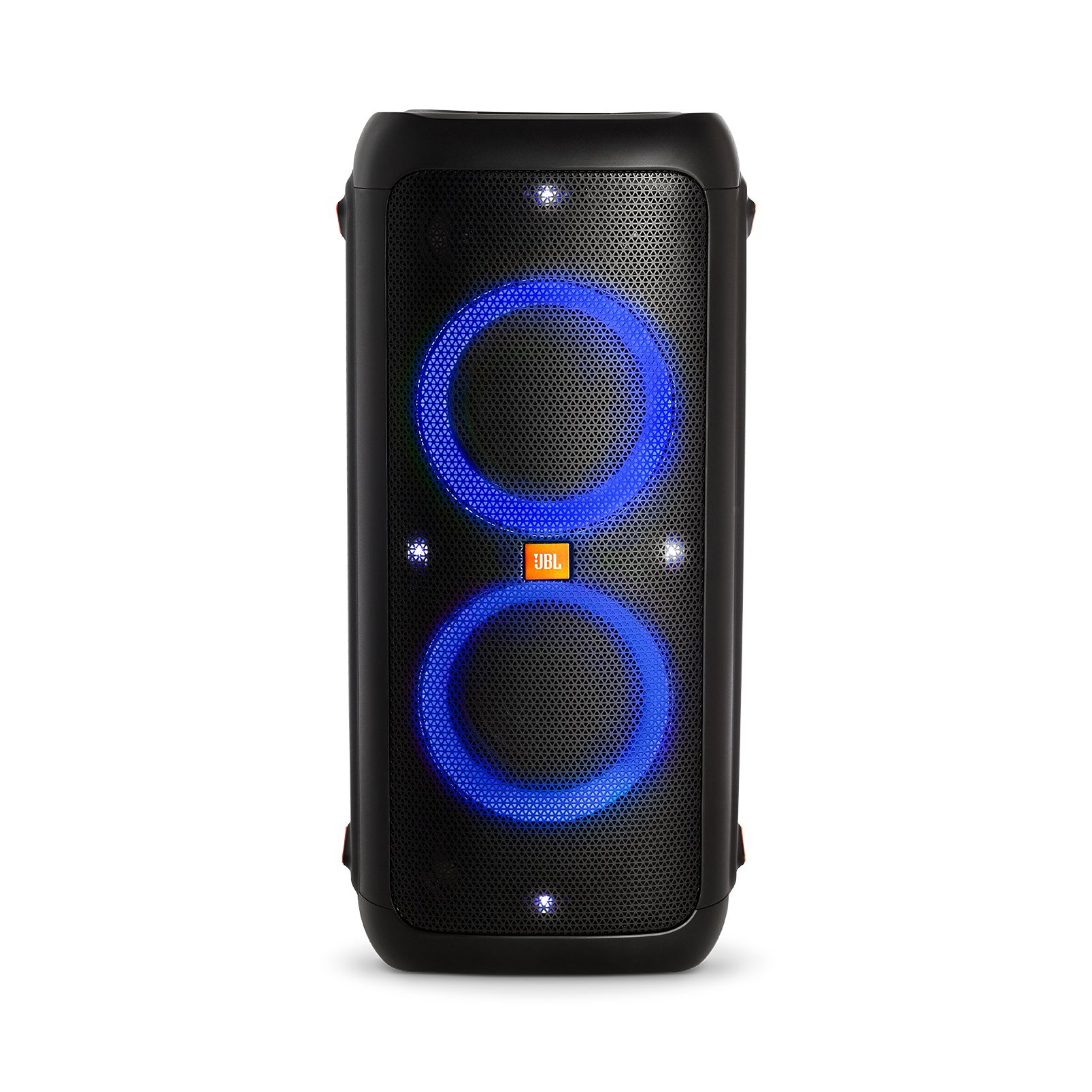 jbl partybox 200 portable bluetooth party speaker with light effects. Black Bedroom Furniture Sets. Home Design Ideas